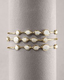 Ippolita Agate Bangle -  Bracelets -  Neiman Marcus :  jewelry fashion accessory agate designer jewelry