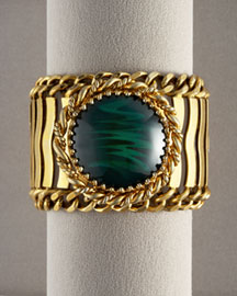 Juicy Couture            Wide Flex Stone Cuff Bracelet -   		New Arrivals - 	Neiman Marcus