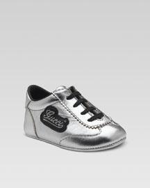 Gucci Baby Sneaker- Gucci- Neiman Marcus