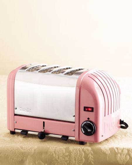 تشكيله ادوات للمطبخ باللون الوردي,