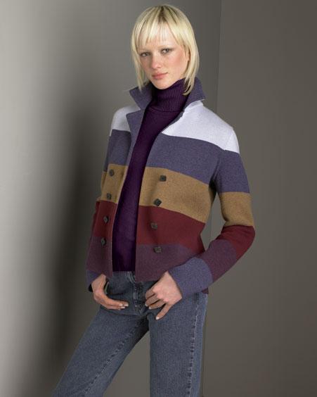 اجمل ملابس شتاء 2012