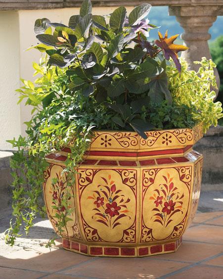 احواض مميزة للزراعة المنزلية