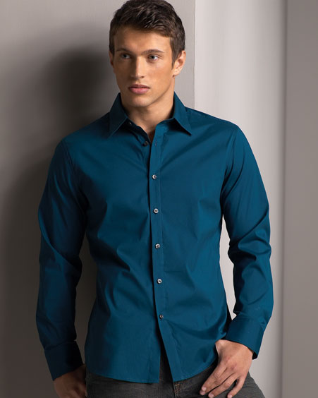 Question about dark Teal shirt | Ask Andy FORUMS