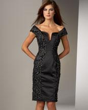 Beaded Dress- Neiman Marcus