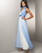 Phoebe Couture Fly Away Gown