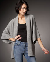Cashmere cardigan + 25% off at Neiman Marcus 12/26! featured on Shopalicious.com