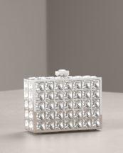 Princess Minaudiere - Neiman Marcus :  handbag princess silver clutch
