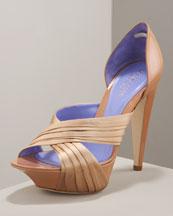 Platform d'Orsay- Neiman Marcus :  platform pump orsay shoes