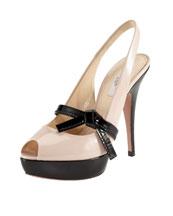 X0CA6 Prada Slingback Sandal
