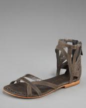 Matt Bernson Ampari Caged Sandal
