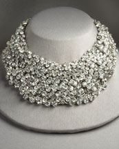 Crystal Shag Necklace -  Neiman Marcus from neimanmarcus.com