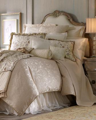 Modern Bed Linens | Neiman Marcus | Modern Comforters ...
