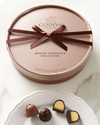 NM Exclusive Mousse Collection Chocolates