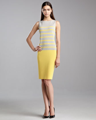 Milano Striped Dress