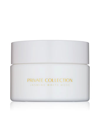 Private Collection Jasmine White Moss Body Cream