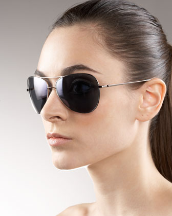 Pryce Aviator Sunglasses