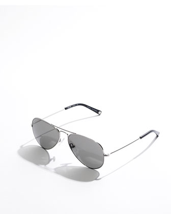 Jet Set Aviator Sunglasses