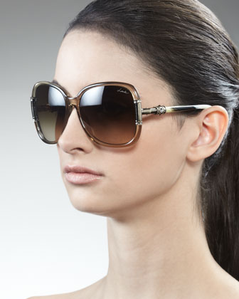 Swarovski-Detail Sunglasses