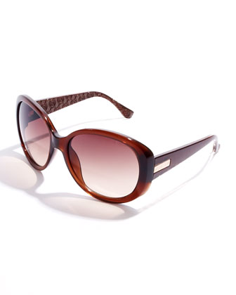 Carolina Oversize Sunglasses