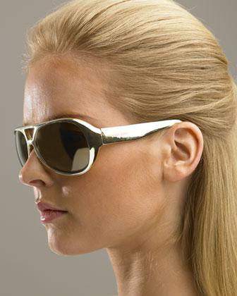 $ نظارات لمصمم ميشيل كورس لــ2009$ حصرى