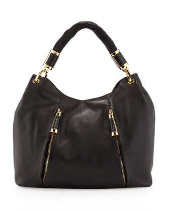 Tonne Hobo Bag, Black