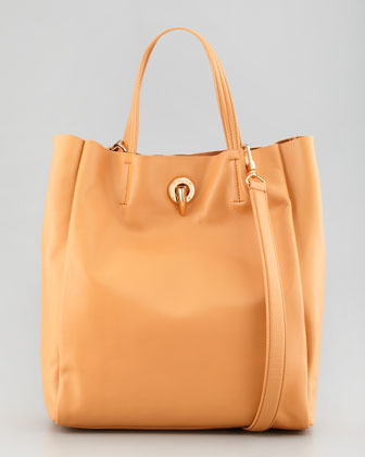 Eve Day Tote Bag, Yellow