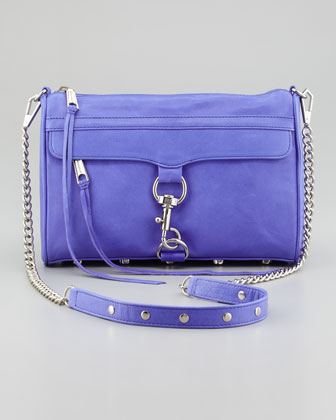 MAC Clutch Crossbody Bag, Periwinkle