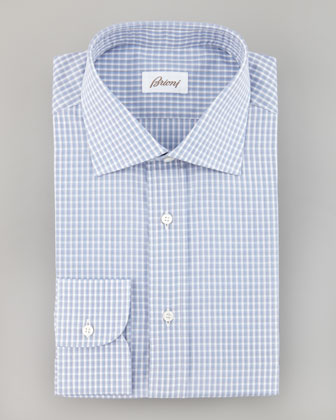 Small-Check Shirt