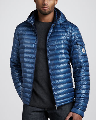 Lionel Hooded Puffer Jacket