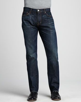 One-Year Wash Jeans