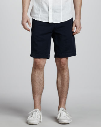 Chinolino Shorts, Navy