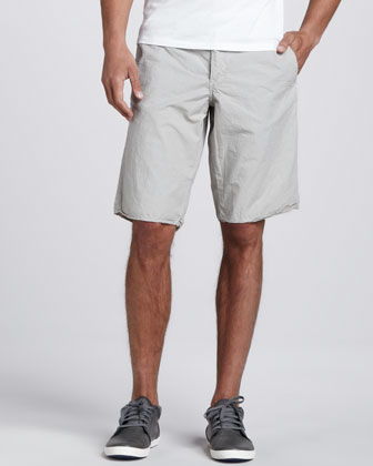 Seaside Ripstop Shorts, Stone