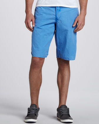 Seaside Ripstop Shorts, Pacific