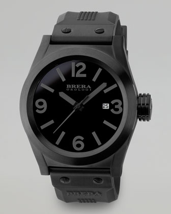 Eterno Solotempo Watch, Black