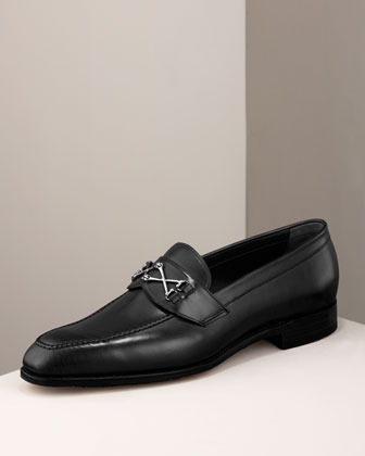 Wolfe Loafer, Black