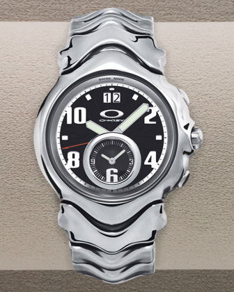 Judge II Watch, Black Dial