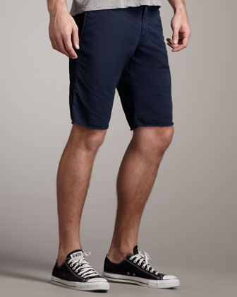 St. Bart's Shorts, Navy