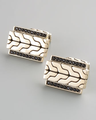 Classic Chain Cuff Links