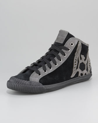Just Cavalli HighTop Embellished Sneaker 31500