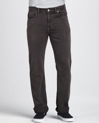 Southpaw Jeans, Brown