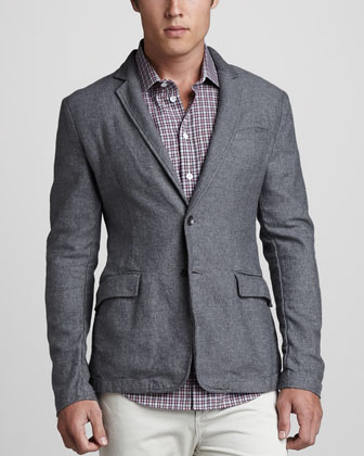 Phillips Cotton Blazer