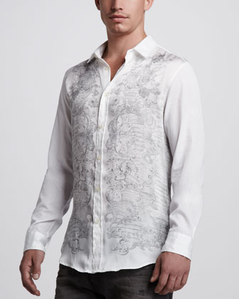 Baroque Sport Shirt