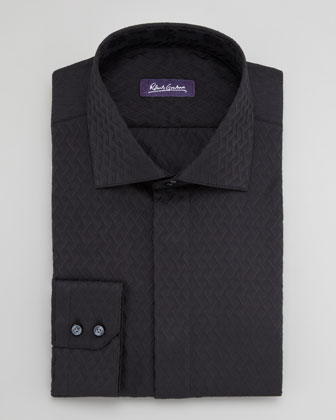 Grant Textured Dress Shirt