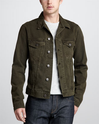 Owen Vintage Grove Denim Jacket
