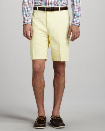 Winston Washed Twill Shorts, Daylight