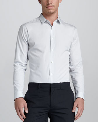 Mini-Dot Woven Shirt