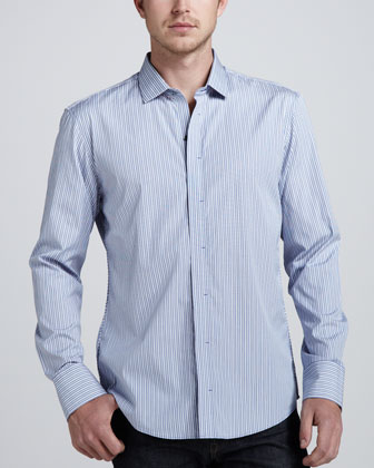 Cohen Striped Sport Shirt
