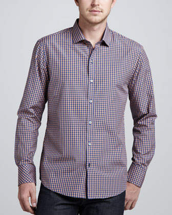 Jay Check Sport Shirt