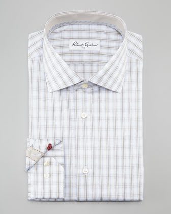 York Check Dress Shirt