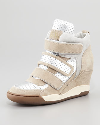 Alex 3-Tone Sneaker, Neutral Pattern